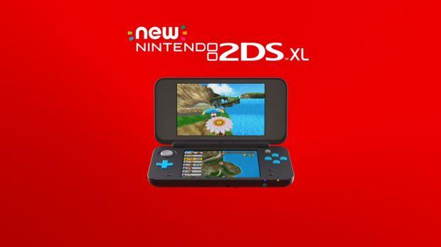 New Nintendo 2DS XL svelato da Nintendo, eccolo in un trailer