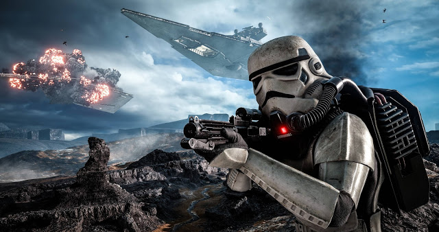 Star Wars Battlefront II: svelata la data di uscita