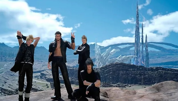 Final Fantasy XV, un nuovo update presto disponibile