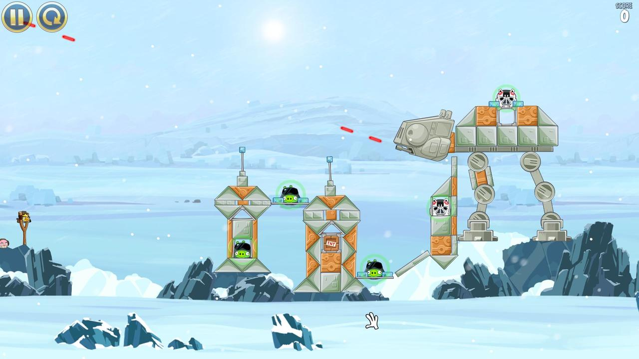 Angry birds star wars sarà disponibile per xbox 360, playstation 3
