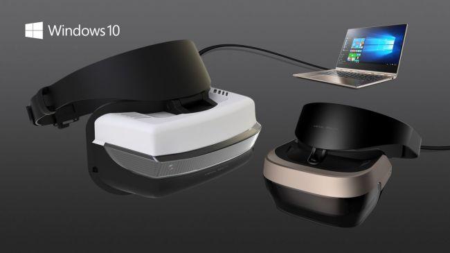 Microsoft annuncia una linea di visori VR a 299$