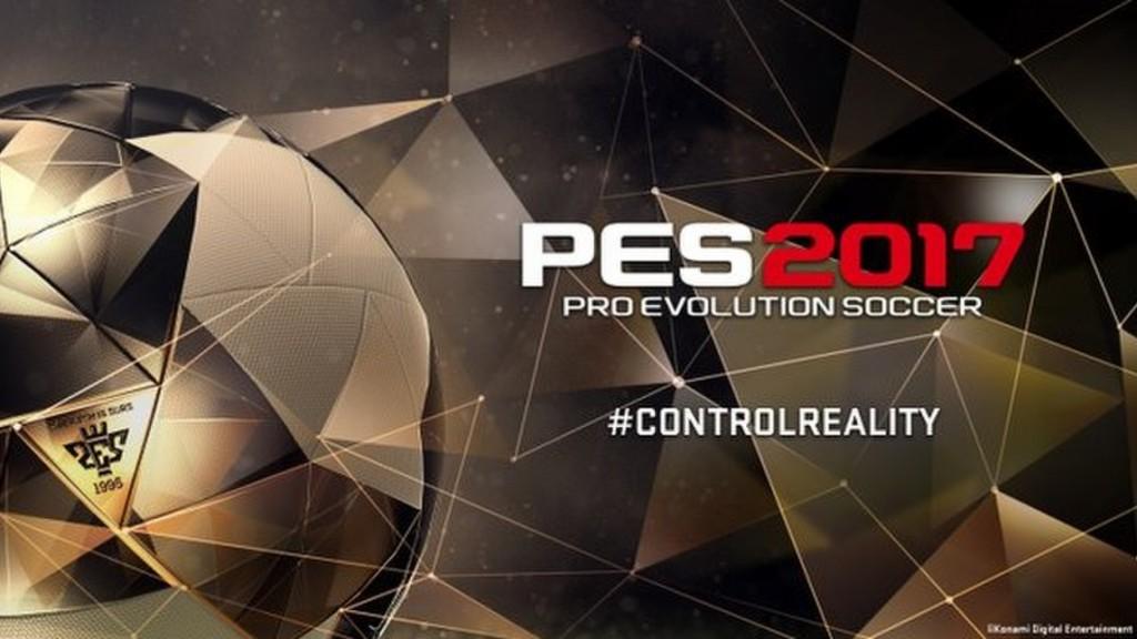 PES 2017 sarà presente alla finale di Champions