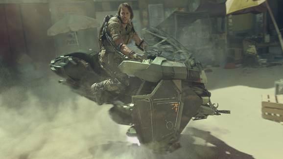 Trailer di live-action di Call of Duty: Advanced Warfare