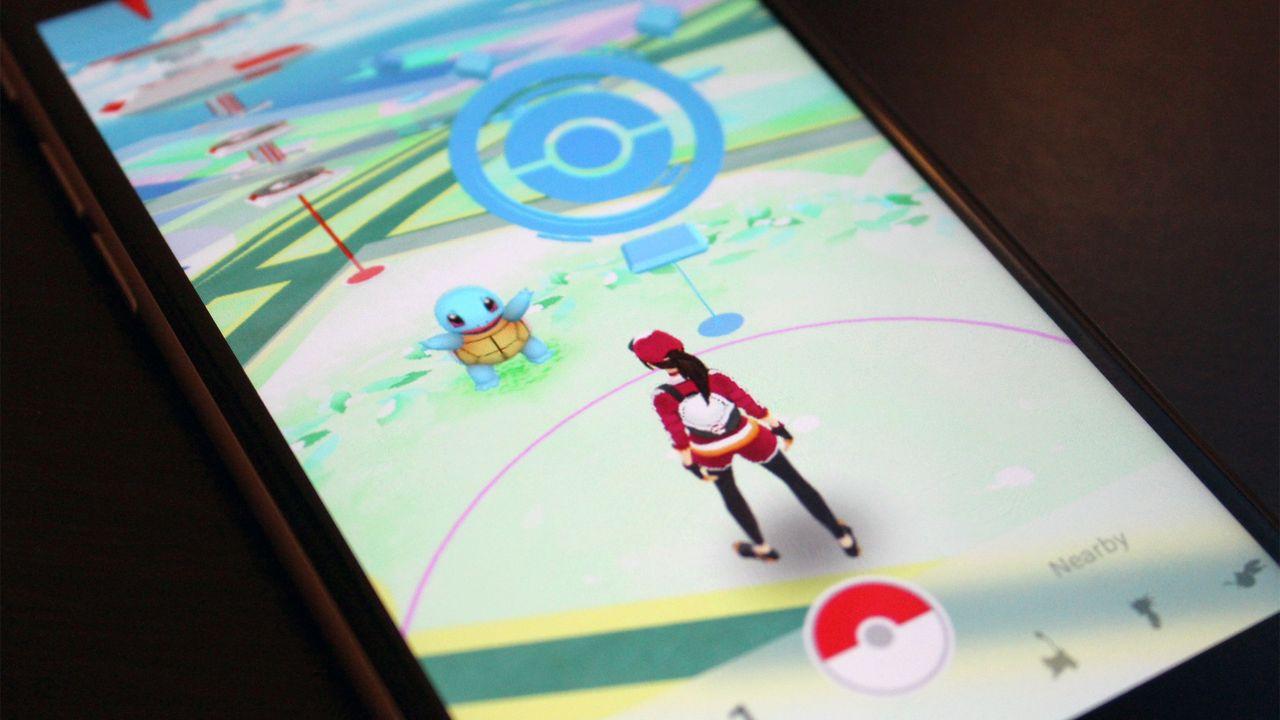 Pokémon GO si mostra in un nuovo gameplay della beta