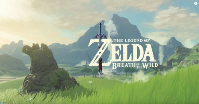 TLoZ: Breath of the Wild - Aonuma ''''unboxa'''' la Limited Europea
