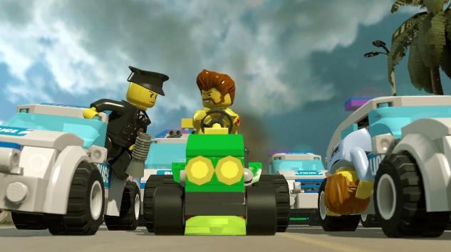 LEGO CITY - Undercover: Ecco il nuovo trailer