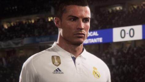 Fifa 18, le prime tre immagini di gioco