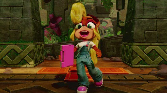 Annunciata una bellissima action figures di Crash Bandicoot
