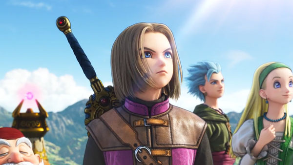 Dragon Quest XI si mostra in un nuovo gameplay
