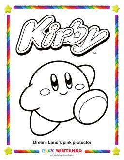 Nintendo Celebra Il 25 Anniversario Di Kirby