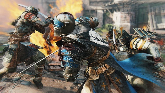 Disponibili da domani i server dedicati di For Honor