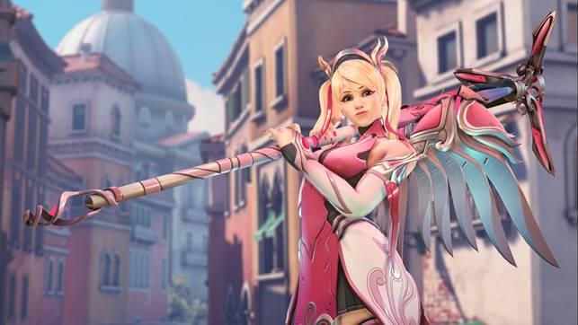 Blizzard in campo contro il cancro al seno