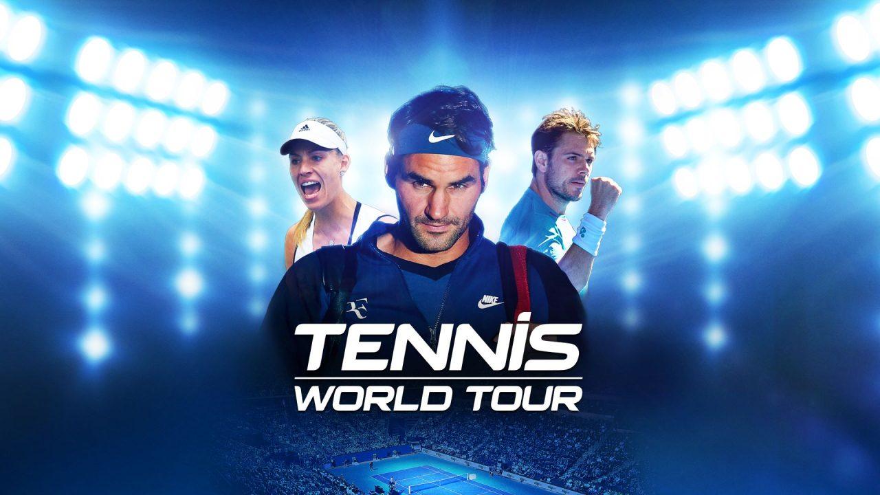 Tennis World Tour - Nuove date di lancio per le versioni Switch e PC