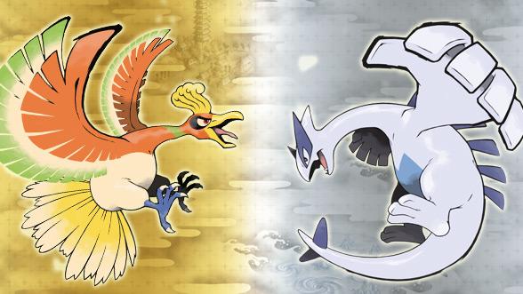 Pokémon Oro e Argento per 3DS