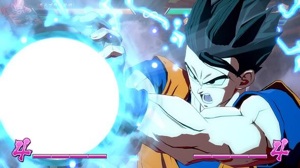 Dragon Ball FighterZ - Il numero di giocatori su PC è in calo