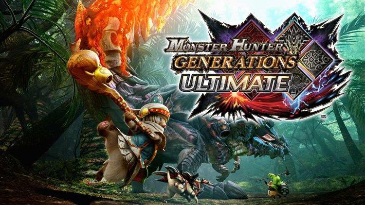 Monster Hunter Generations Ultimate - Un filmato mette a confronto le versioni Switch e 3DS