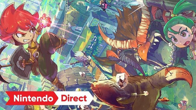 Annunciato Town per Nintendo Switch
