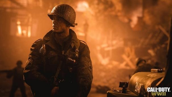 Sledgehammer su Call of Duty WWII: personaggi femminili, storicità e campagna