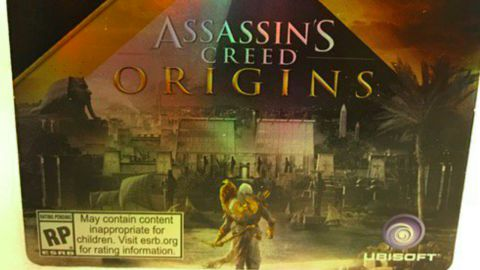 Game Informer svela Assassin's Creed Origins