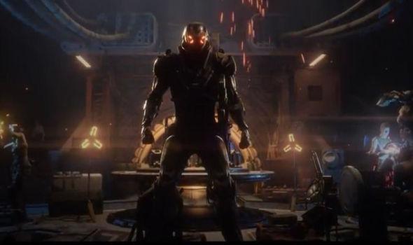 Anthem: ecco il trailer della nuova IP di BioWare