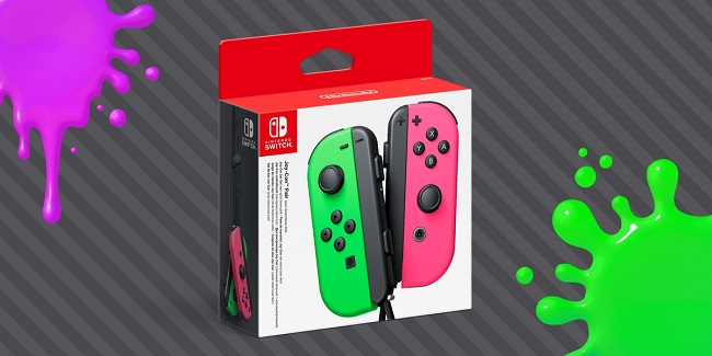 Seguite qui il Nintendo Direct di Splatoon 2