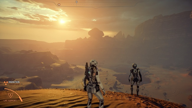 Mass Effect Andromeda: demo disponibile su PS4, Xbox One e PC