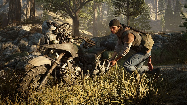 Days Gone, Sony pubblica un video gameplay alternativo