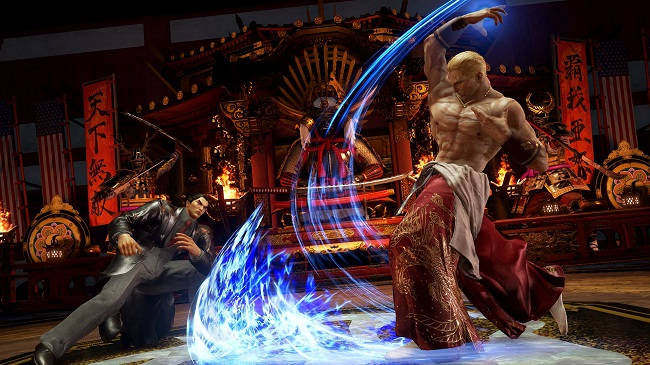 Tekken 7: Geese Howard entra ufficialmente nel roster lottatori