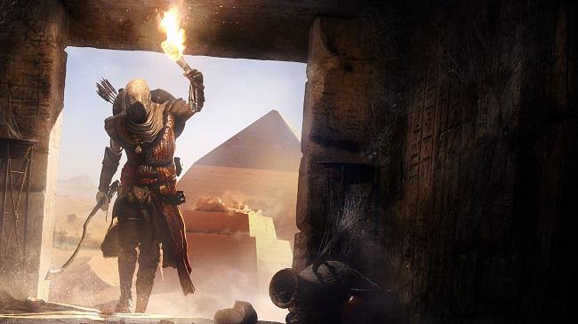 Assassin's Creed Origins: Ubisoft condivide le sue aspettative di vendita