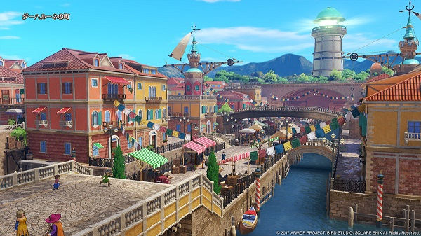 Dragon Quest XI arriverà in Occidente nel 2018!