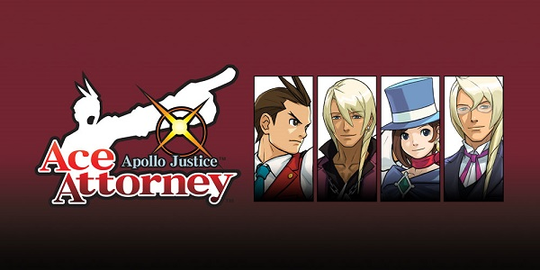 Apollo Justice Ace Attorney ritorna su Nintendo 3DS
