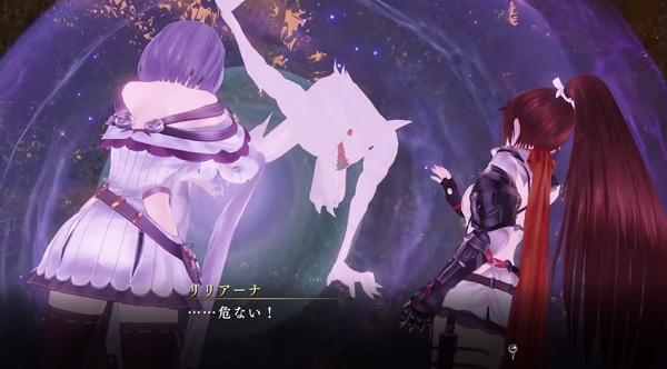 Nights of Azure 2: nuovi dettagli da KOEI TECMO Games