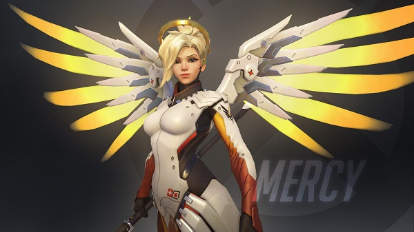 Overwatch: Blizzard rivoluziona Mercy 28