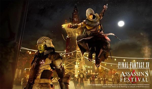 Chiarito il tease di Final Fantasy XV per Nintendo Switch