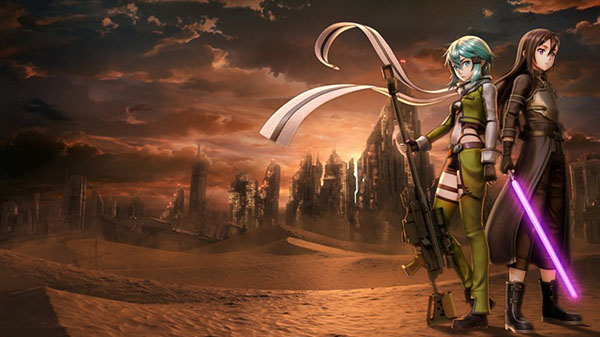 Sword Art Online: Fatal Bullet, pubblicati video gameplay e trailer