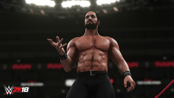 La versione Swich di WWE 2K18 arriva domani