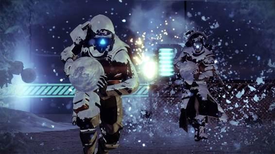 Destiny 2: ha inizio l'evento invernale L'Aurora