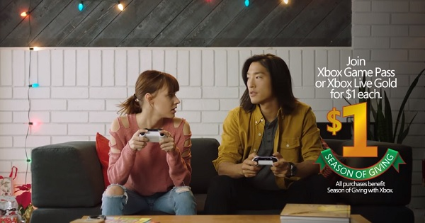 Un mese di Xbox Live e Game Pass in offerta a 1 Euro sul Games Store