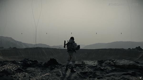 Death Stranding - Hideo Kojima conferma i primi test sul gameplay