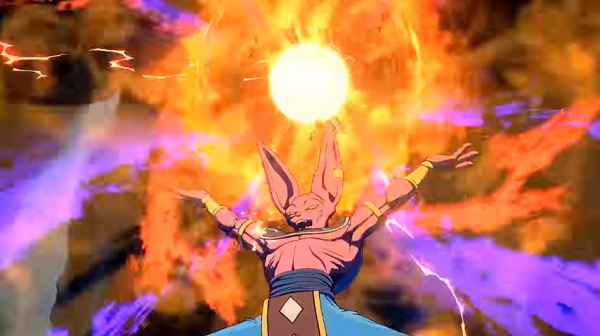 Dragon Ball FighterZ: un nuovo trailer di gameplay dedicato a Beerus