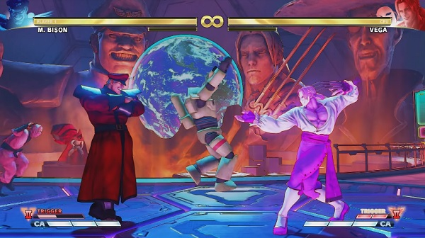 Street Fighter V: Arcade Edition, 21GB di patch al lancio