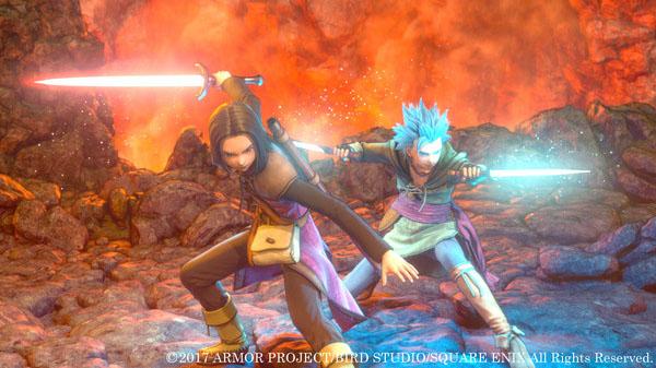 Dragon Quest XI sarà disponibile in Occidente a settembre