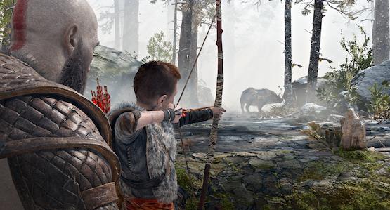 God of War: rivelato lo spazio necessario per l'installazione del gioco