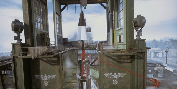 Ecco l'analisi della nuova mappa V2 in Call of Duty: WWII