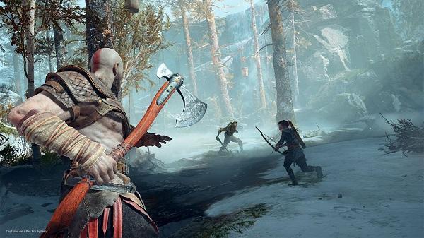 God of War: Un nuovo video mostra il progresso del personaggio