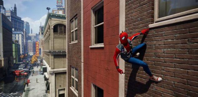 Come nascono i costumi di Spider-Man? Ce lo spiega il 3D character artist di Insomniac Games