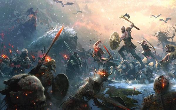 God of War: nuovo trailer e secondo miglior punteggio su Metacritic