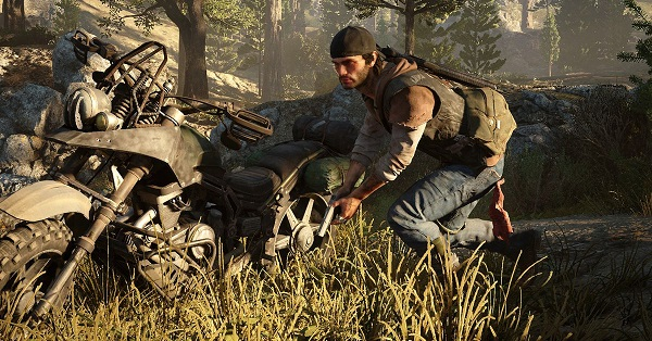 Days Gone per PS4, un'ora di gioco in video per l'esclusiva Sony