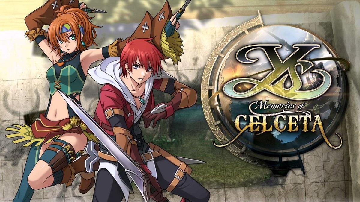 Ys: Memories of Celceta sarà disponibile per PC quest''™estate