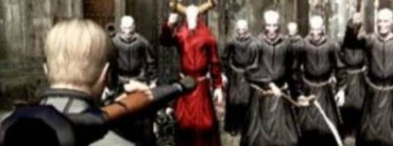 Resident Evil 4 per Playstation 2